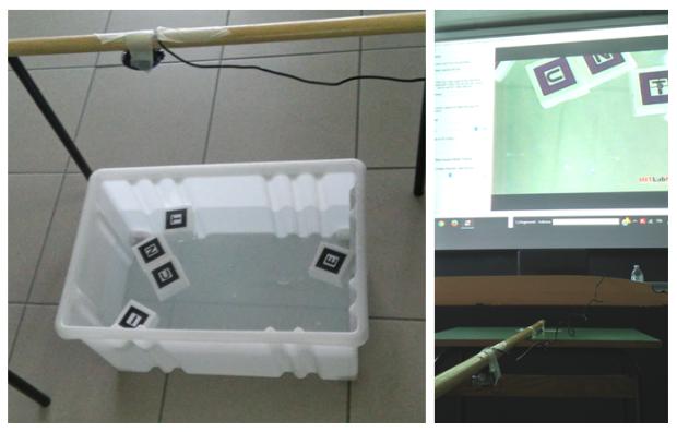 Università di Teramo. L'acquario interattivo in realtà aumentata