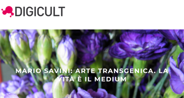 DIGICULT Arte transgenica